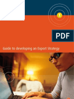 Austrade Export Strategy