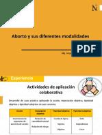 ACTIVIDAD DE APLICACION - SEMANA 03 - Aborto y sus diferentes modalidades.pdf