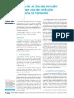 Dialnet-DisenoDeUnCircuitoSumadorCompletoUsandoEvolucionIn-4797303.pdf