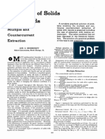 1936 - Extraction of Solids with Liquids Multiple and Countercurrent - Ravenscroft.pdf