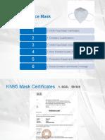 AURORA KN95 Face Mask Introduction 2020