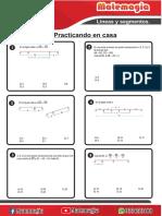 practicas clases lineas segmentos