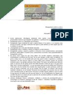 Anotações _ Branquitude crítica e acrítica_ Lourenço Cardoso