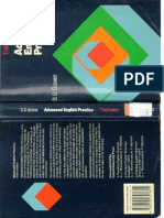Advanced English Practice 3rd edition