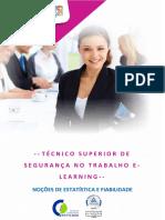 Mod.DFRH.111.01 - Manual Noções de Estatística e Fiabilidade