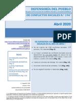 Reporte-Mensual-de-Conflictos-Sociales-N°-194-abril-2020- SESION 1 DATOS DE GUIA
