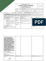 Planificaciones clase 2do quimestre - emprendimiento 1ero