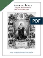 Novena em Honra da Virgem Imaculada_da_Medalha_Milagrosa_antiguidadescatolicas_.pdf