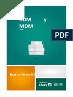 C1_M2_RDM y MDM