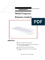 6 Modal Frequency Response Analysis