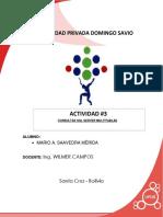 Actividad 3 - SQL