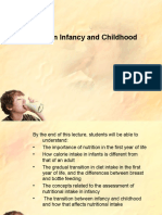 Nutrition in infancy and childhood.ppt