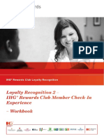 Check in Workbook
