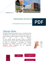MÉTODO MATTE PRIMERO .pptx