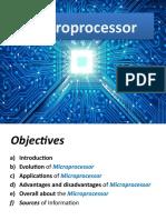 Microprocessor PPT