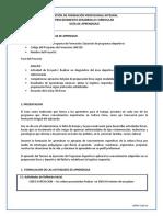 TECNICO EJECUCIÓN DE PROGRAMAS DEPORTIVOS