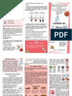 triptico analisis general de heces PDF