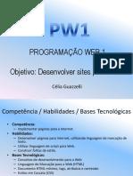 Programação Web 1