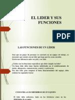 Funciones Del Lider