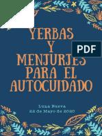 Yerbas y Menjurjes para el Autocuidado.pdf