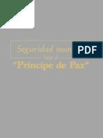 1986 SEGURIDAD MUNDIAL BAJO EL PRINCIPE DE PAZ (ws-S)