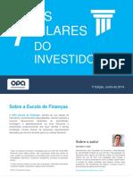 Os 7 pilares do investidor de sucesso - Ebook