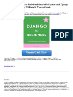 django-for-beginners-build-websites-with-python-and-django.pdf