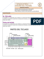 LAS PARTES DEL TECLADO