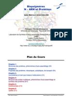 PDF Biopolymeres Master Materiaux Ia
