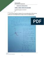 Ejercicios, Vectores, Suma y Resta SOLUCIONARIO (1).pdf