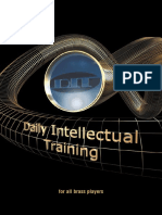 Daily Intellectual Training