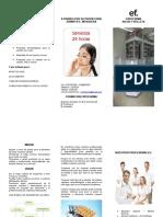folleto farmacia jennifer
