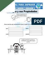 Ficha-de-Propiedades-del-Agua-para-Primaria