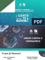 Apresentação Reunião Geral - Fórum da Alerj de Desenvolvimento Estratégico do Estado do Rio