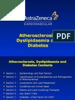 Atherosclerosis, dyslipidaemia and diabetes slides.ppt
