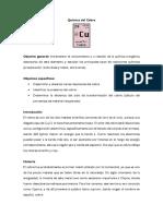 Práctica Química del Cobre (1)