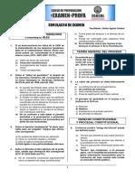 Simulacro de Examen sobre Derechos Fundamentales