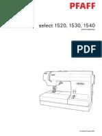 Pfaff1530 Sm
