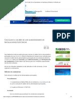 Calcular el calibre de los alimentadores en Instalaciones Eléctricas _ CivilGeeks.com.pdf
