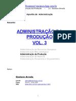 Apostila De Administração Da Produção