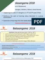 Balasangama 2018_Preparation hints