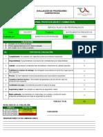 GCP-F-06  Evaluación de Proveedores y Contratistas