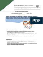 taller taxonomia grado sexto