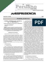 Casación 292 2014 Ancash Doctrina Jurisprudencial Vinculante Valoración de La Prueba de ADN en El Delito de Violación Sexual