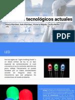 4. Ejemplos de Avances Tecnológicos Actuales