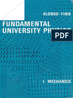 [Addison-Wesley Series In Physics] Marcelo Alonso, Edward J. Finn - Fundamental University Physics I Mechanics (1967, Addison-Wesley Publishing Company).pdf