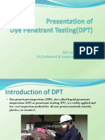 Presentation on Non Descriptive Testing