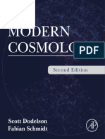 Modern Cosmology Scott Dodelson 2nd Edition