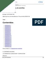 Codificación 12. Ley de semillas -Ecuador