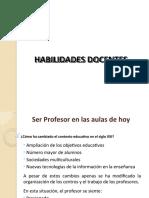 11_Habilidades docentes